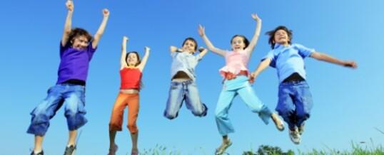 CAMPAMENTO de Desarrollo Personal Para Jóvenes